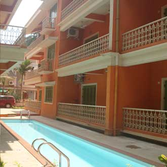 Service Apartment - Calangute