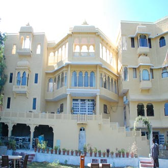 LABH GARH PALACE