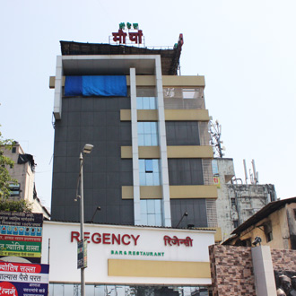 Hotel Mourya Residency