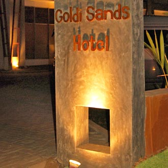 Goldi Sands Beach Hotel