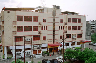 Hotel Krishna Sagar