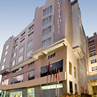 Citadel Hotel, Bangalore