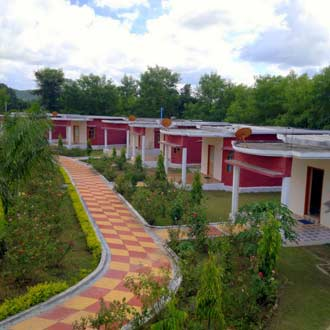 The Krishna Jungle Resort