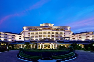 Le Meridien Cochin Resort and Convention Centre