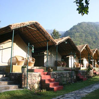 High Banks Himalayan Retreat, Rishikesh