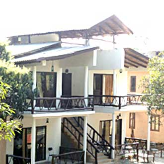 Corbett Jungle Club Resort