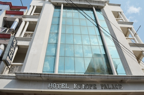 Hotel Europe Palace