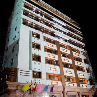 Hotel Presidency Towers, Vadodara