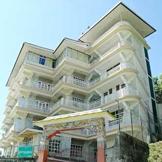 Hotel Rumtek Dzong (15KM from Gangtok)
