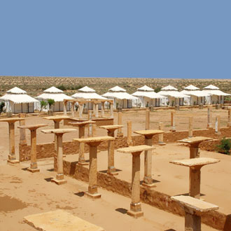 Rajasthan Desert Safari Camp