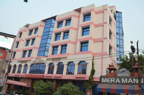 Hotel Mera Mann