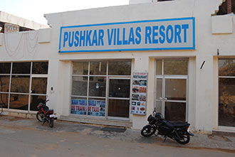 Pushkar Villas Resort