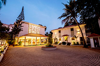 Victor Exotica Beach Resort Goa